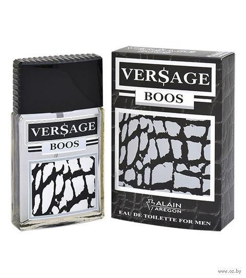 "Туалетная вода для мужчин ""Versage Boos"" (100 мл) — фото, картинка"
