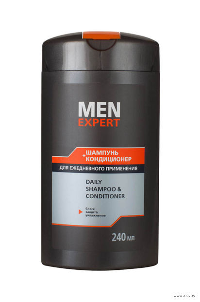 Шампунь-кондиционер для мужчин (240 мл)