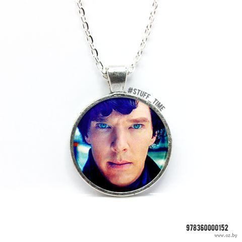 """Кулон """"Шерлок"""" (арт. 152) — фото, картинка"""
