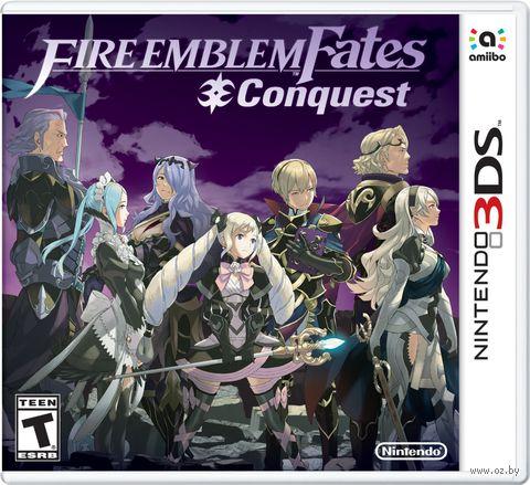 Fire Emblem Fates: Conquest (3DS)