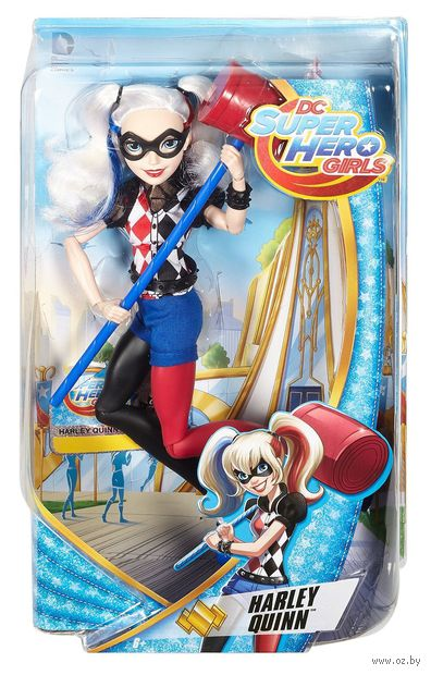 "Кукла ""DC Super Hero Girls. Харли Квинн"" — фото, картинка"