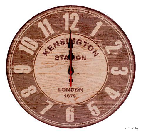 Часы настенные (28,5 см; арт. 90901011) — фото, картинка