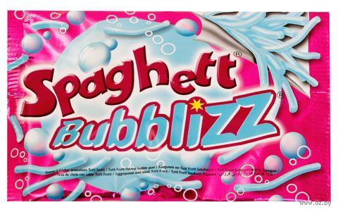 "Жевательная резинка ""Lutti. Spaghett Bubblizz"" (35 г) — фото, картинка"
