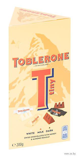 "Конфеты ""Toblerone. Tiny Mix"" (200 г) — фото, картинка"