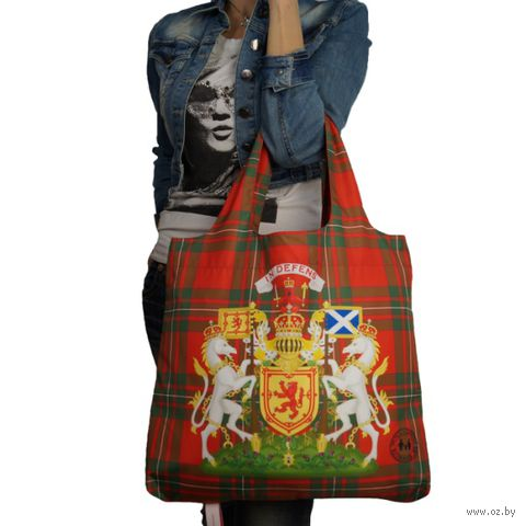"Сумка ""Шотландка"""