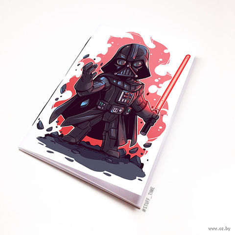 "Блокнот ""Звездные войны"" (А5; арт. 896)"