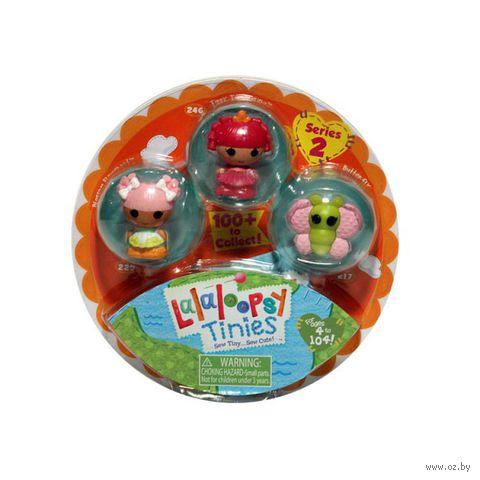 """Набор кукол """"Lalaloopsy Tinies. Трио. Стиль 5"""""""