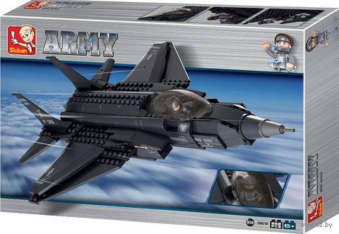 """Конструктор """"ВВС. Истребитель F-35. Молния"""" (252 детали) — фото, картинка"""