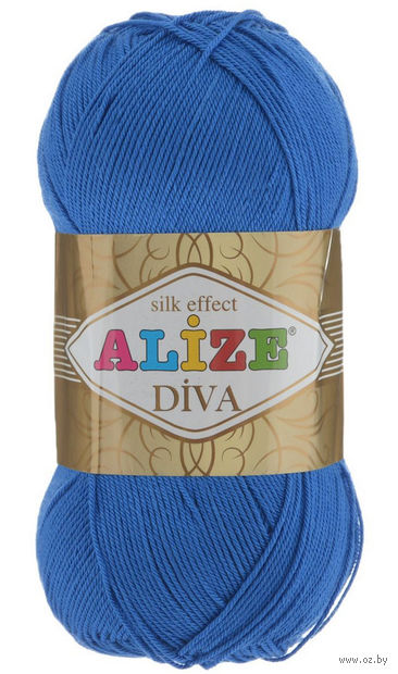 ALIZE. Diva №132 (100 г; 350 м) — фото, картинка
