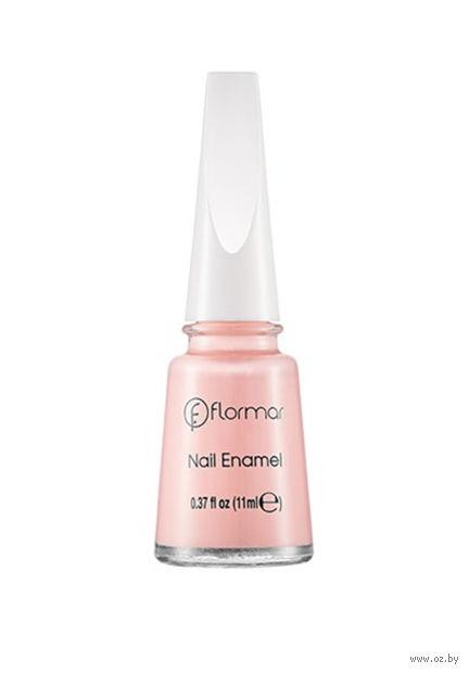 """Лак для ногтей """"Nail Enamel"""" (тон: 473, pink sarafan) — фото, картинка"""