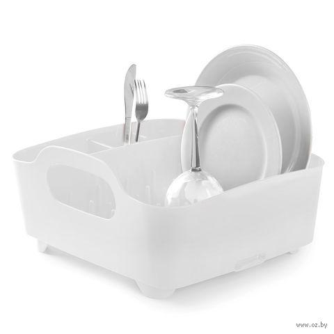 "Сушилка для посуды ""Tub"" (белая) — фото, картинка"