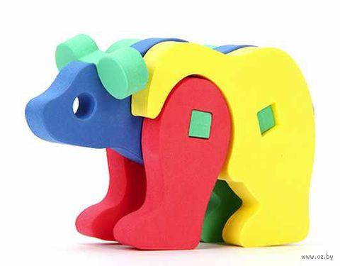 """Развивающая игрушка """"Медведь"""""""