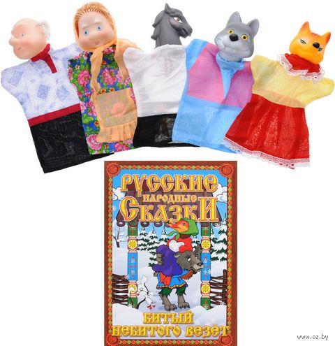 """Кукольный театр """"Битый небитого"""""""