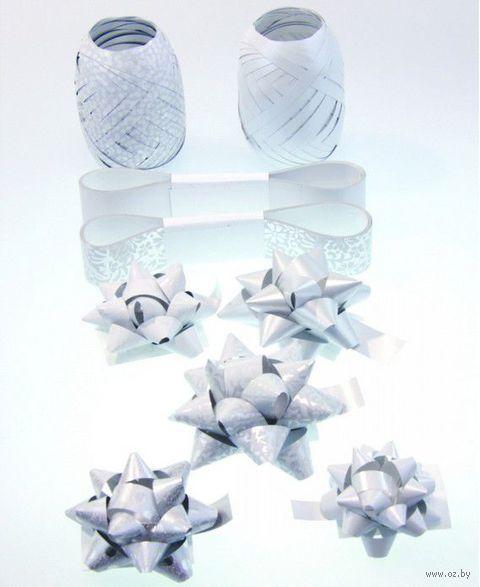 """Подарочный набор """"Clairefontaine"""" (цвет: белый)"""