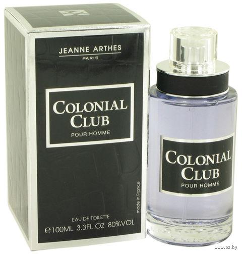 "Туалетная вода для мужчин ""Colonial Club"" (100 мл)"