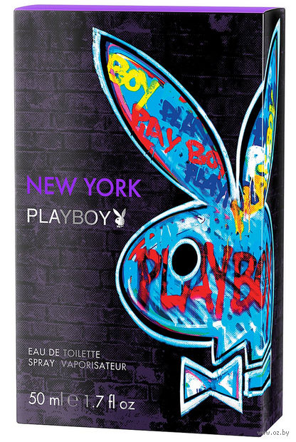 "Туалетная вода для мужчин ""New York"" (50 мл)"