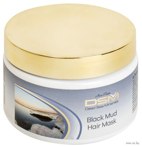 "Маска для волос ""DSM. Грязевая"" (250 мл) — фото, картинка"