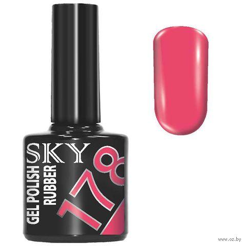 """Гель-лак для ногтей """"Sky"""" тон: 178 — фото, картинка"""
