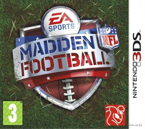Madden NFL Football (Nintendo 3DS)