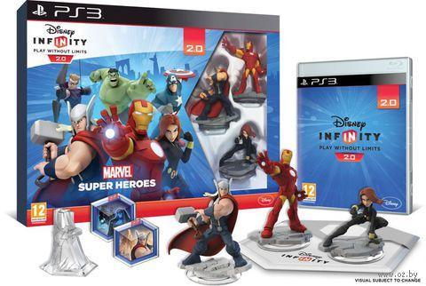 Disney. Infinity 2.0. Стартовый набор (Marvel) (PS3)