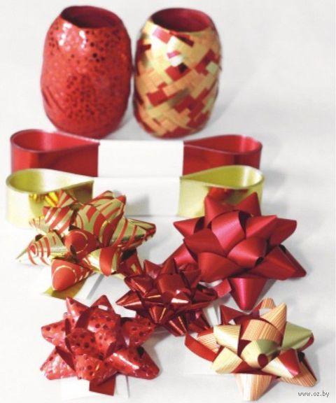 """Подарочный набор """"Clairefontaine"""" (цвет: красный)"""