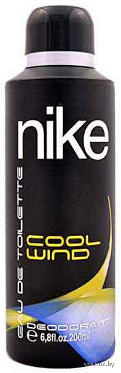 """Дезодорант парфюмерный для мужчин """"Nike. Cool Wind"""" (200 мл)"""