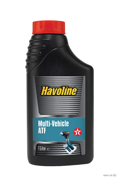 "Масло трансмиссионное ""Havoline Multi-Vehicle ATF"" (1 л) — фото, картинка"