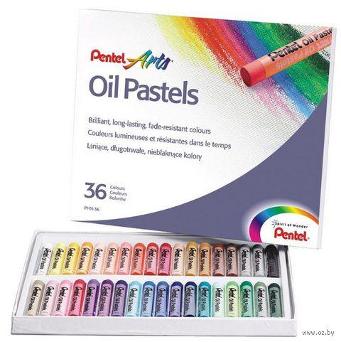 "Пастель масляная ""Arts Oil Pastels"" (36 цветов)"
