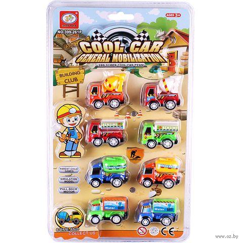 """Набор машинок """"Cool Car"""" (арт. DV-T-231) — фото, картинка"""