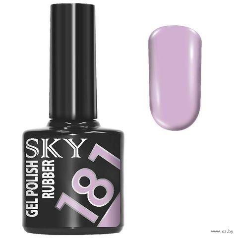 """Гель-лак для ногтей """"Sky"""" тон: 181 — фото, картинка"""