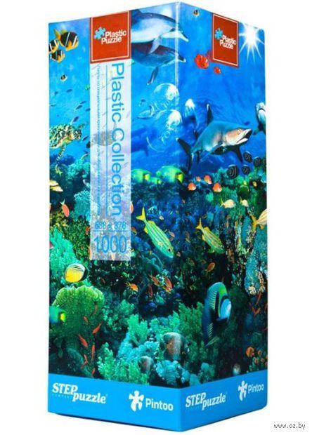 """Пазл """"Подводный мир"""" (1000 элементов) — фото, картинка"""