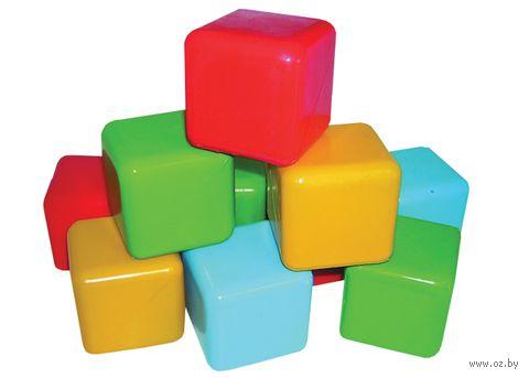 Кубики (арт. 14001; 10 шт.) — фото, картинка