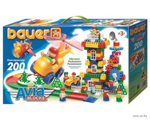 "Конструктор ""Avia Blocks"" (200 деталей; арт. 246) — фото, картинка"