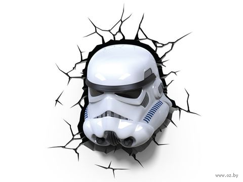 Декоративный светильник - Звездные войны. Штурмовик