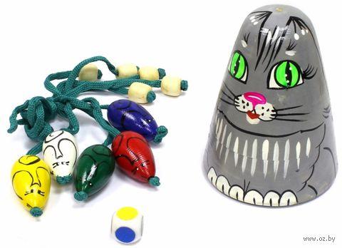 "Игровой набор ""Кошки-мышки"" (арт. Д-089) — фото, картинка"