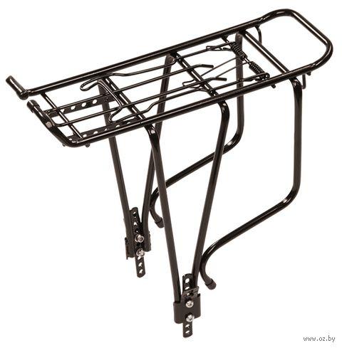 "Багажник для велосипеда ""BR-PRW3"" (серебристый) — фото, картинка"
