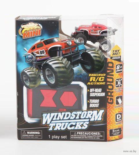 """Автомобиль на радиоуправлении """"Windstorm Truck"""" (арт. LB0104)"""