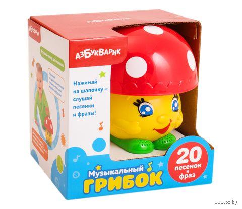 "Музыкальная игрушка ""Грибок"" — фото, картинка"