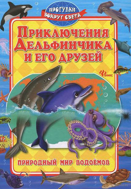 Приключения Дельфинчика и его друзей. Природный мир водоемов. Андрей Синичкин, Катя Конфеткина