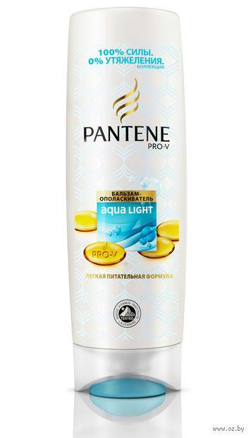 """Бальзам-ополаскиватель для волос """"Aqua Light"""" (360 мл) — фото, картинка"""