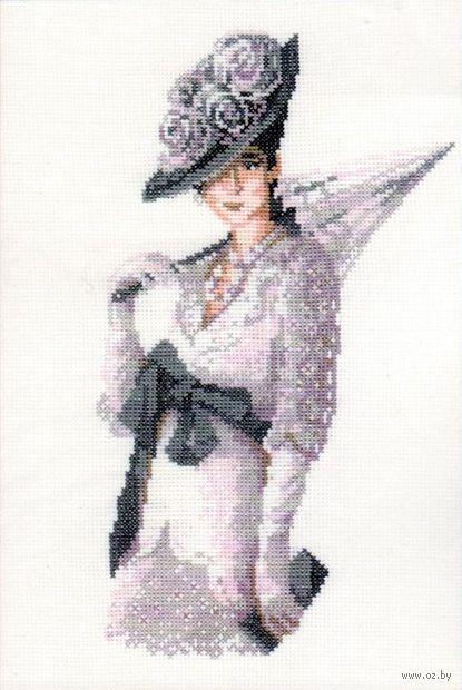 """Вышивка крестом """"Мисс Элегантность"""" (арт. 1082)"""