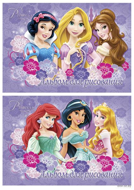 """Альбом """"Princess"""" (А4; 40 листов)"""