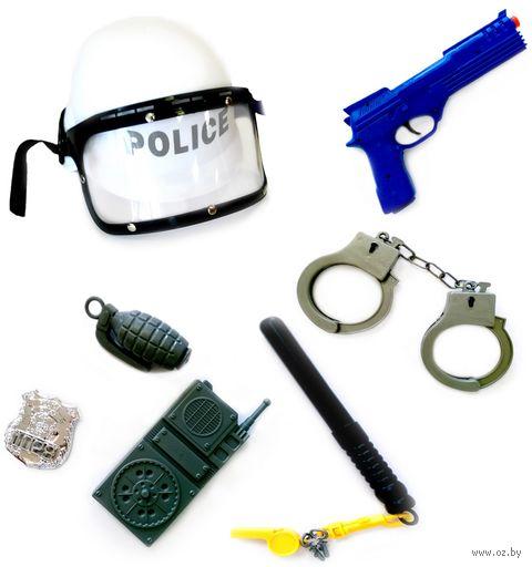 Набор полицейского (арт. 268) — фото, картинка