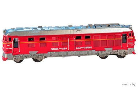 Поезд (арт. G1717) — фото, картинка