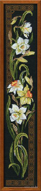 "Вышивка крестом ""Нарциссы"" (арт. 842)"