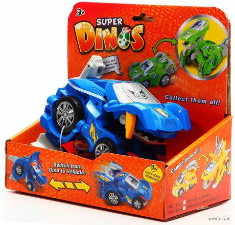 "Игрушка-трансформер ""Super Dinos"" (арт. 1301-1) — фото, картинка"