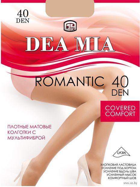 "Колготки женские классические ""Dea Mia. Romantic 40"""
