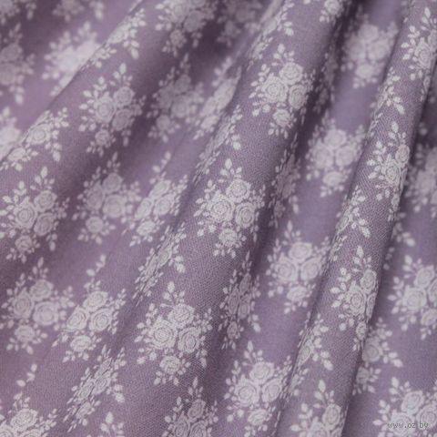 """Ткань """"Нежные винтажные розы"""" №10 (48х50 см) — фото, картинка"""