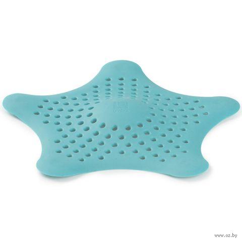 """Фильтр для раковины """"Starfish"""" (морская волна) — фото, картинка"""