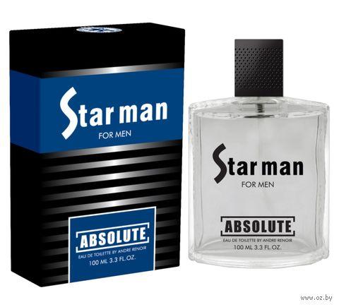 "Туалетная вода для мужчин ""Absolute Star Man"" (100 мл) — фото, картинка"